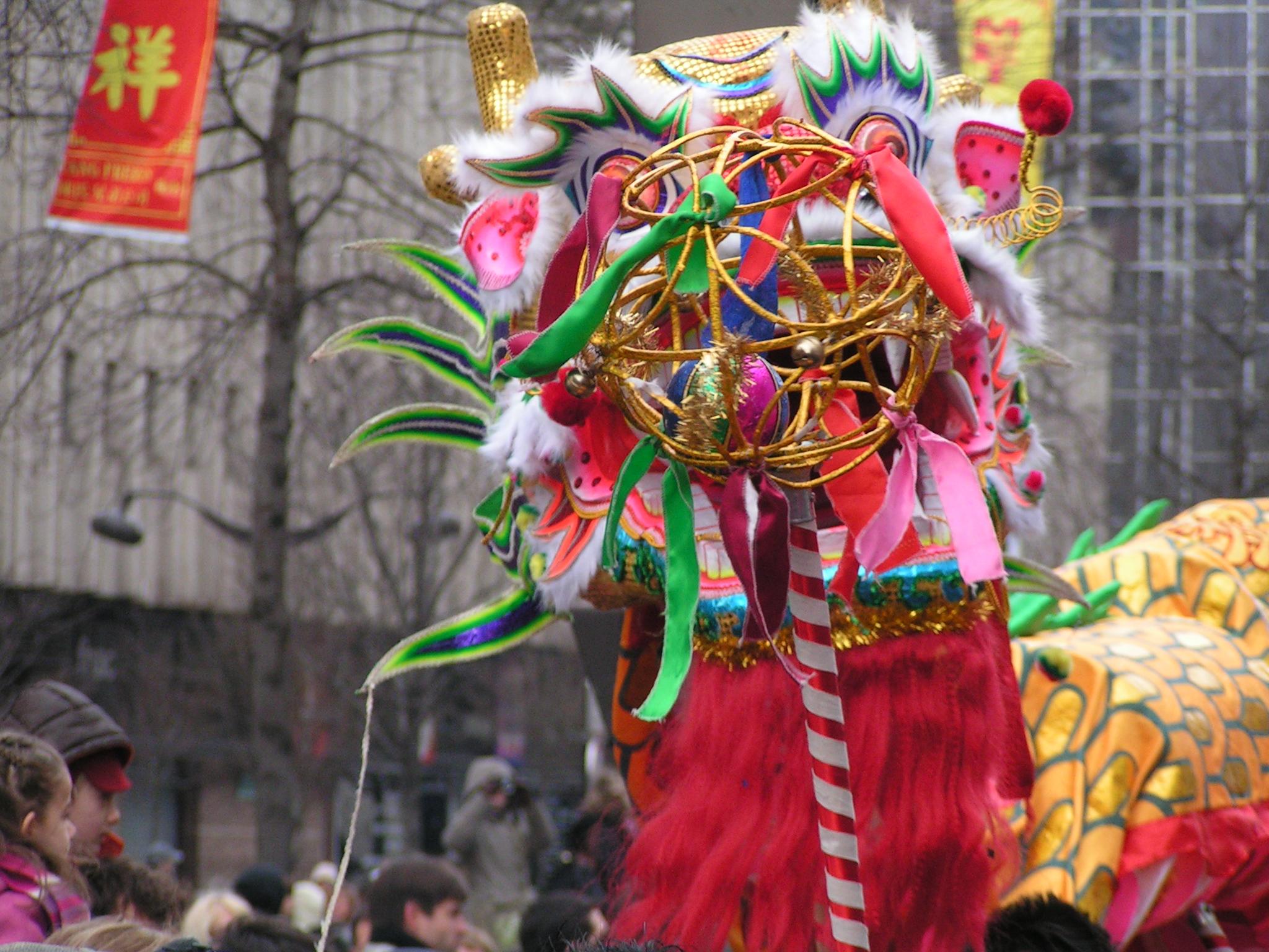 [2009-01-31] Nouvel an chinois, Paris XIII